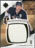 2010/11 Upper Deck Ultimate Collection Premium Swatches #PST Jordan Staal /35