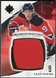 2010/11 Upper Deck Ultimate Collection Premium Swatches #PZP Zach Parise /35