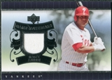 2007 Upper Deck UD Game Materials #BA Bobby Abreu S2