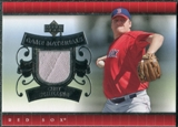 2007 Upper Deck UD Game Materials #CS Curt Schilling S2