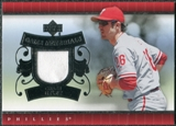 2007 Upper Deck UD Game Materials #CU Chase Utley S2