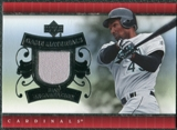 2007 Upper Deck UD Game Materials #EN Juan Encarnacion S2
