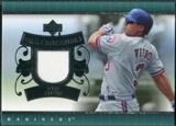 2007 Upper Deck UD Game Materials #JV Jose Vidro S2