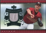 2007 Upper Deck UD Game Materials #RO Roy Oswalt S2
