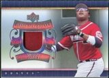 2007 Upper Deck UD Game Patch #AJ Andruw Jones