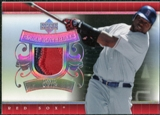 2007 Upper Deck UD Game Patch #DO David Ortiz