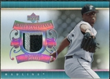 2007 Upper Deck UD Game Patch #DW Dontrelle Willis