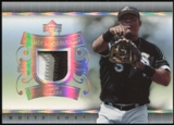 2007 Upper Deck UD Game Patch #JU Juan Uribe