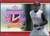 2007 Upper Deck UD Game Patch #KG Ken Griffey Jr.