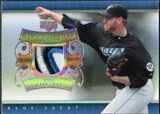 2007 Upper Deck UD Game Patch #RH Roy Halladay