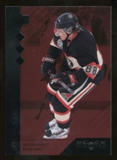 2009/10 Upper Deck Black Diamond Ruby #148 Patrick Kane 69/100