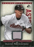 2008 Upper Deck SP Legendary Cuts Destination Stardom Memorabilia #HP Hunter Pence