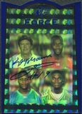 1996 Upper Deck SP SPx Force #SPX5A Keyshawn Johnson AUTO Autograph