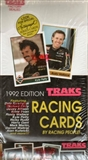 1992 Traks Racing Hobby Box