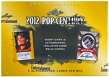 2012 Leaf Pop Century Hobby Box