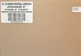 2012 Panini Gridiron Football Hobby 16-Box Case - WILSON & LUCK ROOKIES!