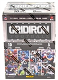 2012 Panini Gridiron Football 8-Pack 10-Box Lot