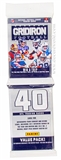2012 Panini Gridiron Football Value Pack (12 Pack Lot) (480 Cards!) - WILSON & LUCK ROOKIES!