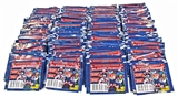 2012 Panini NFL Football Sticker Pack Closeout (Lot of 200 = 4 Boxes!) - LUCK & WILSON ROOKIES!