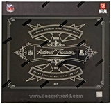 2012 Panini National Treasures Football Hobby Box - WILSON & LUCK ROOKIES!