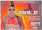 2012 Press Pass Ignite Racing Hobby Box