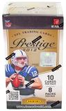 2012 Panini Prestige Football 8-Pack Box (Lot of 3)