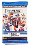 2012 Panini Rookies & Stars Football Pack - WILSON & LUCK RC's - Regular Price $2.99 !!!