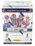 2012 Panini Rookies & Stars Football 8-Pack Box (10-Box Lot)