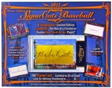 2012 TriStar SignaCuts Bronx Edition Baseball Hobby Box