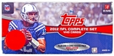 2012 Topps Football Factory Set - Luck & RGIII Rookies!