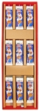 2012 Topps Series 1 Baseball Retail Floor Display Case (72 Jumbo Packs)