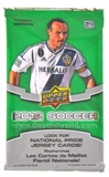 2012 Upper Deck Soccer Hobby Pack