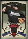 2008 Upper Deck SP Legendary Cuts Destined for History Memorabilia #MC Miguel Cabrera