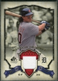 2008 Upper Deck SP Legendary Cuts Destined for History Memorabilia #MO Magglio Ordonez