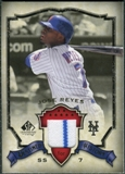 2008 Upper Deck SP Legendary Cuts Destined for History Memorabilia #RE Jose Reyes