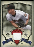 2008 Upper Deck SP Legendary Cuts Destined for History Memorabilia #RO Roy Oswalt