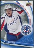 2011/12 Upper Deck National Hockey Card Day USA #2 Alexander Ovechkin