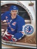 2011/12 Upper Deck National Hockey Card Day USA #15 Brian Leetch