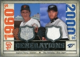 2008 Upper Deck SP Legendary Cuts Generations Dual Memorabilia #PH Gaylord Perry Roy Halladay