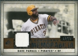 2008 Upper Deck SP Legendary Cuts Legendary Memorabilia Copper #DP Dave Parker /75