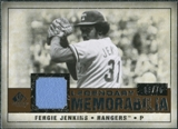 2008 Upper Deck SP Legendary Cuts Legendary Memorabilia Copper Parallel #FJ Fergie Jenkins /75