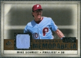 2008 Upper Deck SP Legendary Cuts Legendary Memorabilia Copper #MS Mike Schmidt /75