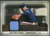 2008 Upper Deck SP Legendary Cuts Legendary Memorabilia Copper #GP Gaylord Perry /75