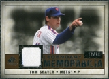 2008 Upper Deck SP Legendary Cuts Legendary Memorabilia Copper Parallel #TS Tom Seaver /75