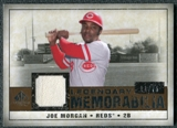 2008 Upper Deck SP Legendary Cuts Legendary Memorabilia Copper #JM Joe Morgan /75
