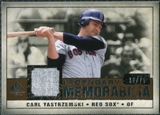 2008 Upper Deck SP Legendary Cuts Legendary Memorabilia Copper #CY Carl Yastrzemski /75