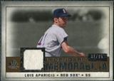 2008 Upper Deck SP Legendary Cuts Legendary Memorabilia Copper #LA Luis Aparicio /75