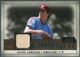2008 Upper Deck SP Legendary Cuts Legendary Memorabilia Copper Parallel #ST Steve Carlton /75