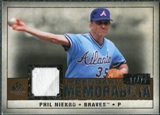 2008 Upper Deck SP Legendary Cuts Legendary Memorabilia Copper #PN Phil Niekro /75