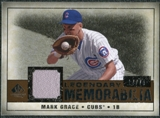 2008 Upper Deck SP Legendary Cuts Legendary Memorabilia Copper Parallel #MG Mark Grace /75